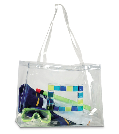 Transparent Beach Bag