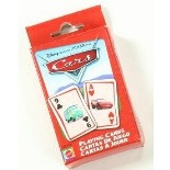 Cars Playing Cards - Min Order: 12 units