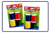 Finger Paints 4X45Ml - Min Order: 12 units