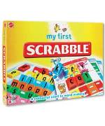 My First Scrabble English - Min Order: 6 units