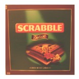 Deluxe Scrabble - English - Min Order: 4 units