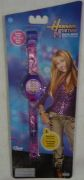 Hannah Montana 5 Function Lcd Watch - Min Order: 25 units