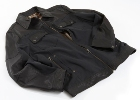 Jekyll & Hide Leather Jacket JH42 - Black, Deer with Cotton