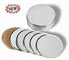 6 coasters in tin gift box