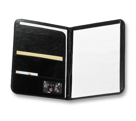 Imitation leather A-4 writing case