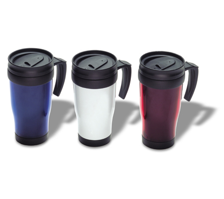 Isolation Thermal mug with handle