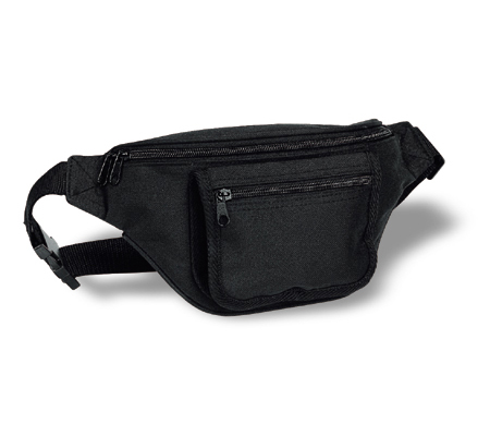 Waist bag with mobile phone pocket (26x18,8x0,5 cm)