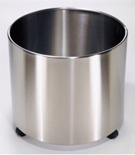 Standard Planter, Solid - Stainless Steel