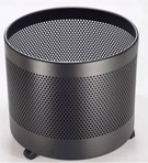 Standard Planter, Perforated, Fitted with Sliders or Castors, No