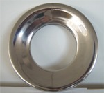 Funnel Lid Polished - Stainless Steel