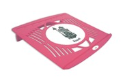 Ergotilt,  Ergonomic note book stand Pink