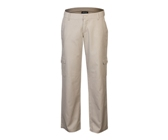 Ladies Cargo Pants - Avail in: Black