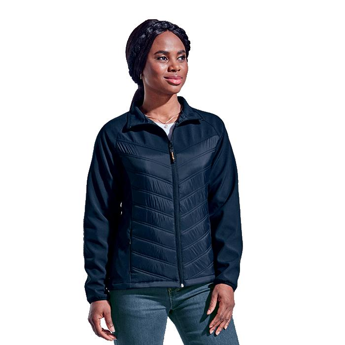 Barron Ladies Melbourne Jacket - Avail in: Black or Navy