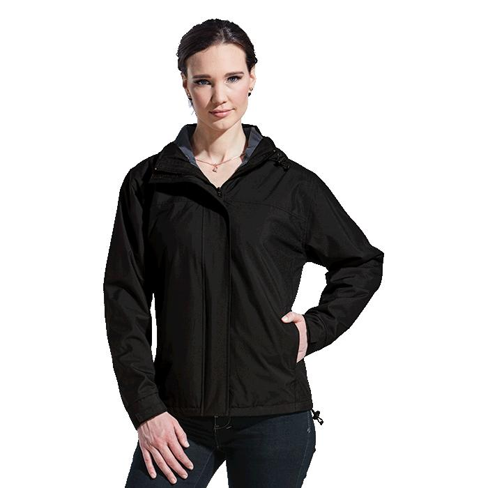 Barron Ladies Nashville 3-in-1 Jacket - Avail in: Black/Charcoal