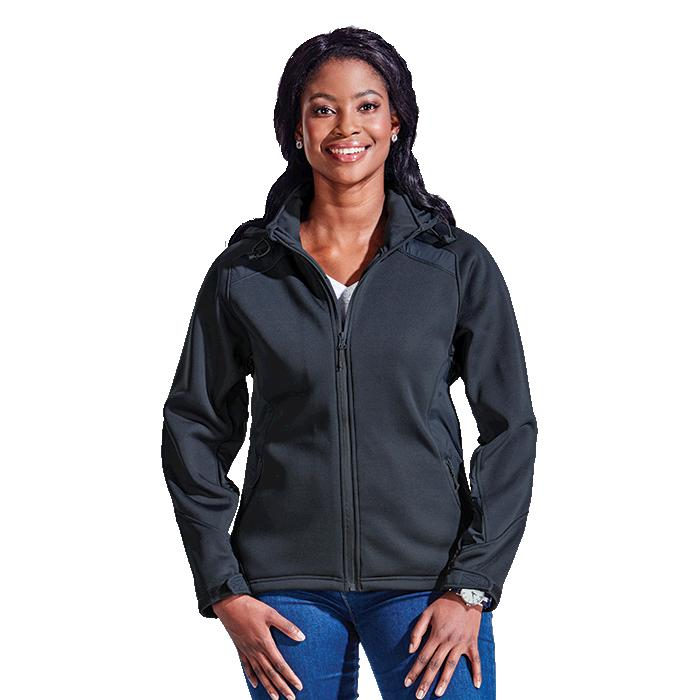 Barron Ladies Nevada Jacket - Avail in: Black, Charcoal or Navy