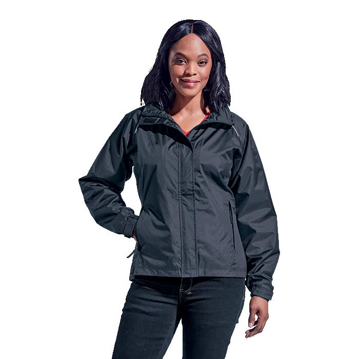 Barron Ladies Orion Jacket - Avail in: Black, Charcoal, Red or N