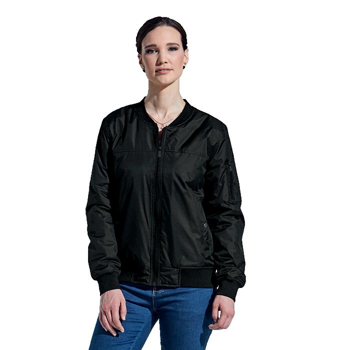Barron Ladies Orlando Jacket - Avail in: Black or Charcoal
