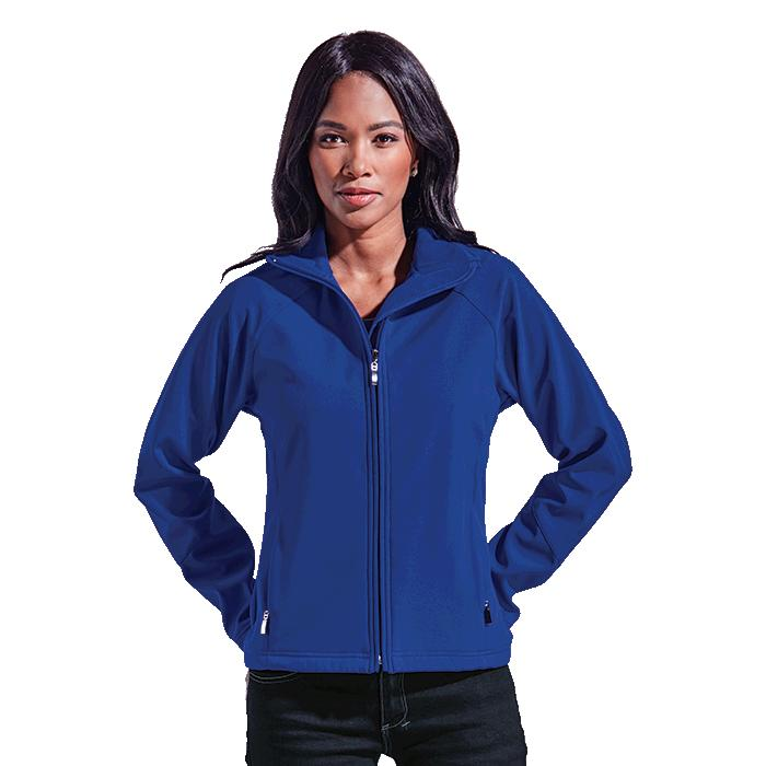 Barron Ladies Techno Jacket - Avail in: Black, Red, Royal Blue o