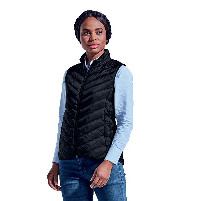 Barron Ladies Westfield Bodywarmer - Avail in: Black or Navy