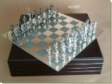 Tribal Chess Set - African Theme
