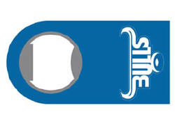 Bulls Bottle Opener  Rugby Bottle Openers - Min order 50 units.