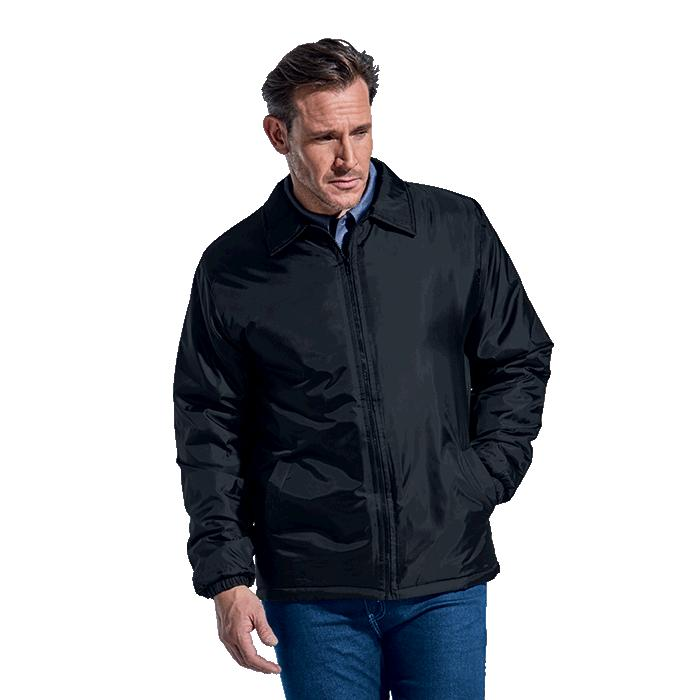Barron Mens Max Jacket - Avail in: Black, Bottle Green, Maroon,