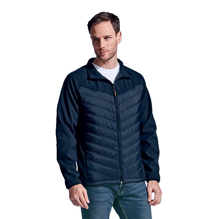 Barron Mens Melbourne Jacket - Avail in: Black or Navy