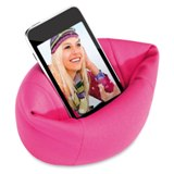 Puffy mobile holder - Available in: Black , Blue , Orange , Fuch