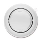 Shower radio with suction cup  - Available in: White