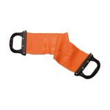 Elastic band with handles - Available in: Blue , Orange