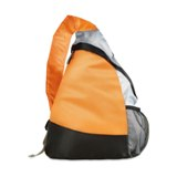 Triangular rucksack - Available in: Blue , Red , Orange , Lime