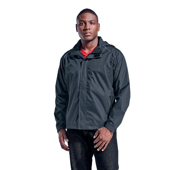 Barron Mens Orion Jacket - Avail in: Black, Charcoal, Red or Nav