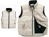 Slazenger Quilted Bodywarmer Off-White
