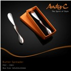 Andy C Pod Chrome Butter spreader