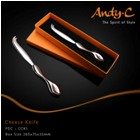 Andy C Pod Chrome Cheese Knife