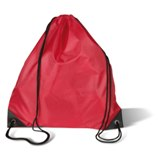 210T polyester duffle bag -Available in: Black-Red-White-Orange-