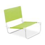 Beach chair -Available in: Blue-Orange-Lime
