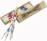 Mikado game in a wooden box. - Available in: Neutral