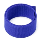 Slap arm band covered in a polyester material. - Available in: M