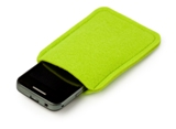 Felt mobile phone pouch. - Available in: Many Colours