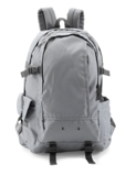 Explorer rucksack /  backack with two main zipped compartments a