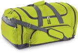Sports/travel bag with  compartments in a 600d polyester materia