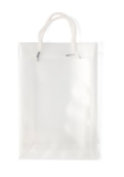 A5 size polypropylene promotional/exhibition bag with two white