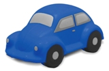 Anti stress car made from a PU foam material. - Available in: Bl