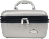Three piece travel case set in a tough ABS plastic casing includ