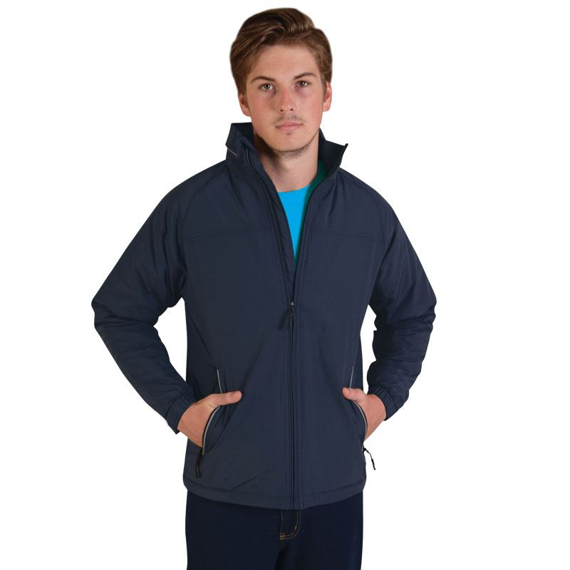 Apex Jacket - Avail in: Navy