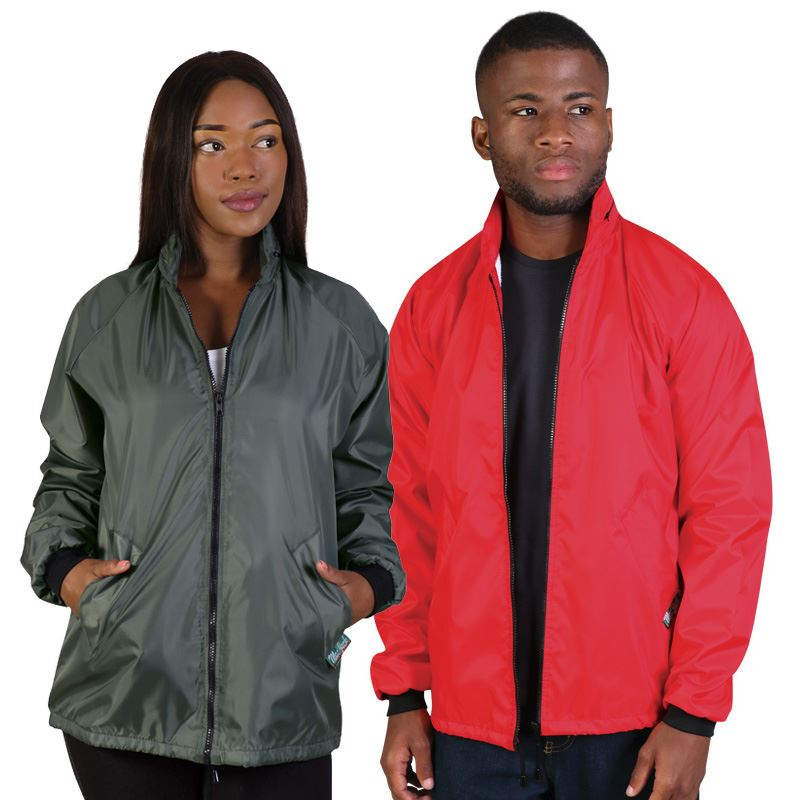 All Weather Macjack - Avail in: Combat Brown, Bottle Green, Beig
