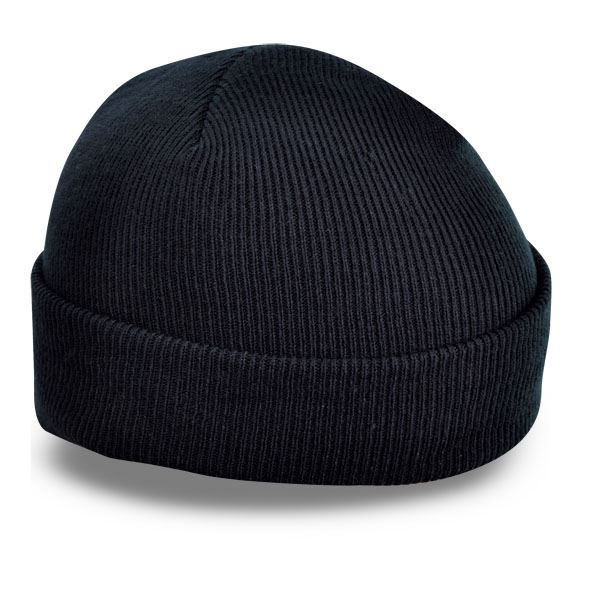 Knitted Beanies - Avail in: Black, Bottle Green, Navy , White, R
