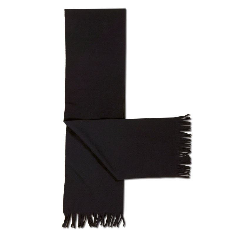 Polar Fleece Scarves - Avail in: Black, Stone, Navy