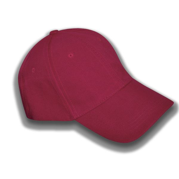 Heavy Duty Cap - Avail in: Black, Navy, Red, Royal, Beige, Bottl